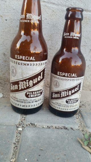 botellas antiguas