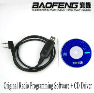 cable programación BAOFENG