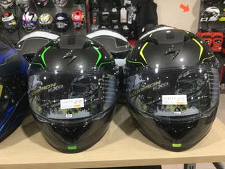 Casco scorpion exo 490
