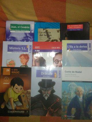 libros de lecturas