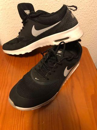 Zapatillas Nike negras REBAJADO