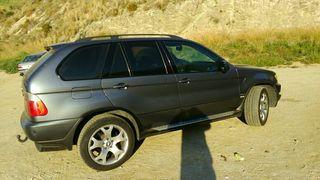 CAMBIO O VENDO BMW X5 M 2002