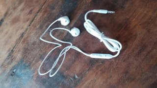 AURICULARES TIPO IPHONE/SAMSUNG COMPATIBLE