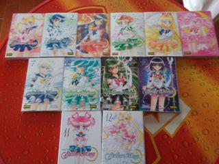 Sailor Moon manga completo
