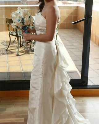 Vestido de novia 36