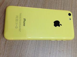 iPhone 5c 32Gb libre amarillo