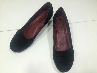 zapato tacon topolino, talla 40.
