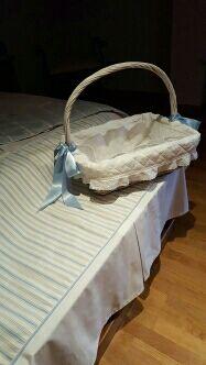 Canastilla de bebé