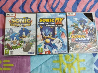Pack Sonic para PC