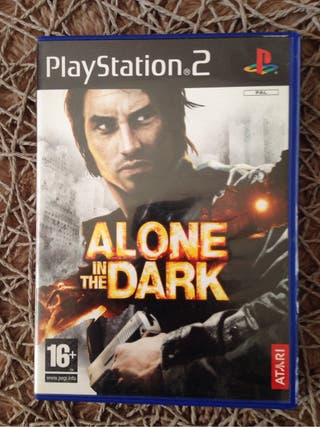 Videojuego Alone in the dark. (Ps2).