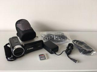 Cámara de video digital Canon