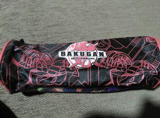estuche Bakugan