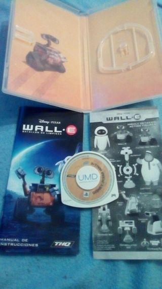 WALLE (wali) psp