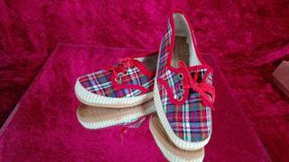 Zapatillas de niñ@ antiguas