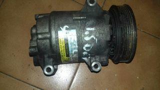 Compresor aire acondicionad renault 1.5 dci
