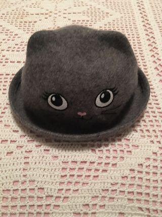 Sombrero niña H,M