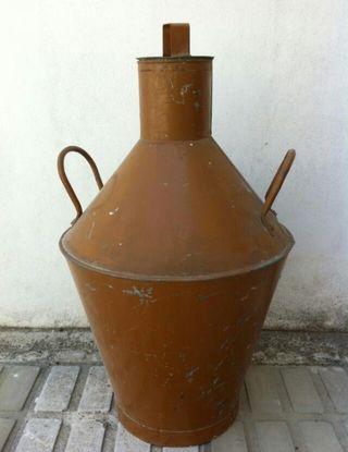 Antigua Cántara Aceite