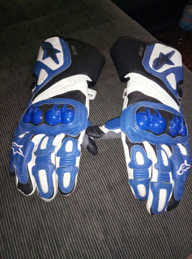 guantes alpinestar 365gtx