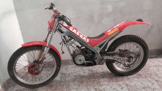 Despiece completo GasGas Contact JT 25 mod. 95