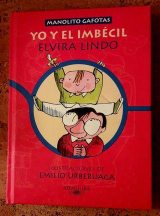 Libro Infantil Manolito Gafotas