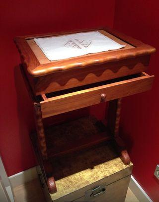 Mueble costura de segunda mano por 55 en cimadevilla en wallapop - Wallapop asturias muebles ...
