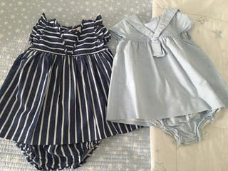 Vestidos Gocco T-12-18 y T18-24