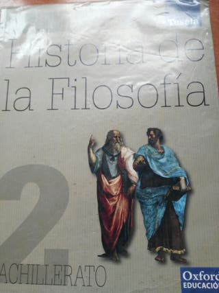 Libro Historia de la Filosofia