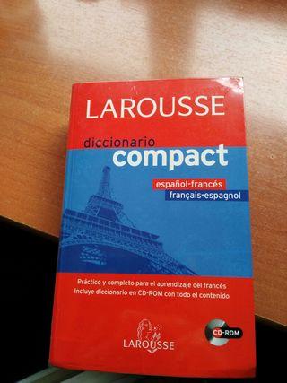 diccionario frances - español