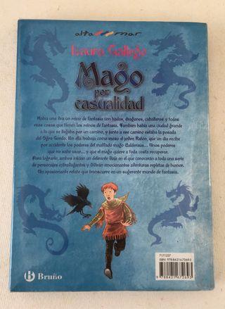 """Libro """"Mago por casualidad"""""""