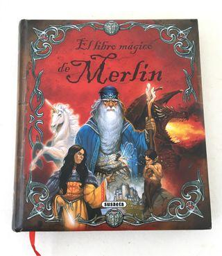 Libro mágico de Merlin