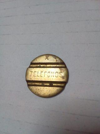 FICHA TELÉFONOS ANTIGUA
