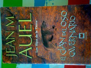 Libro lectura. EL CLAN DEL OSO CAVERNARIO.