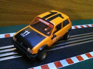 Renault 5 Scalextric