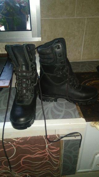 botas militar 42