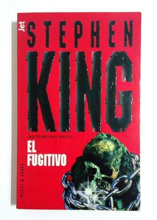 Libro El Fugitivo