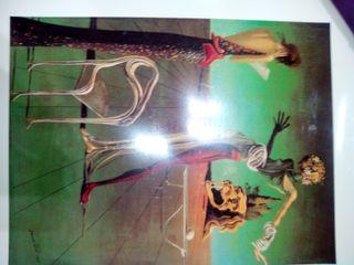 Lámina Dalí
