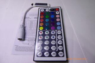 MANDOS PARA LED RGB