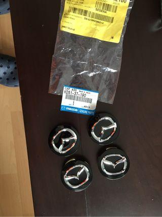 Tapas de ruedas nuevas sin estrenar