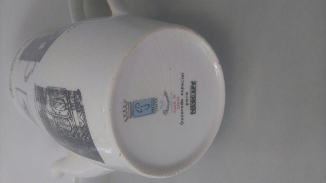 cafetera porcelana