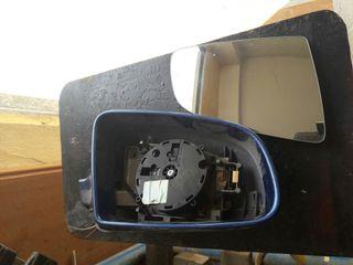 Recambio de espejo de Audi a4