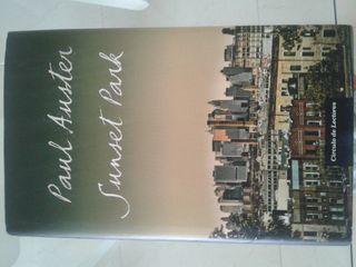 libro Paul Auster Sunset Park