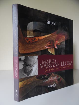 Libro Mario Vargas Llosa. Edición de lujo
