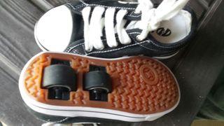 heelys patines zapatilla nuevas. Estan sin usar