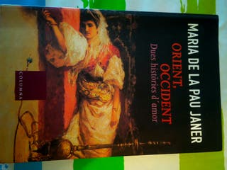 Libro lectura. ORIENT, OCCIDENT, DUES HISTORIES