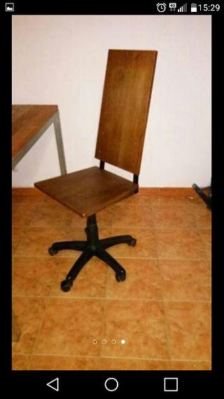 Silla de oficina escritorio de segunda mano por 20 en santiago de compostela en wallapop - Escritorio oficina segunda mano ...