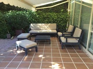 Muebles jardin de segunda mano por 699 en madrid en wallapop - Verdecora muebles jardin ...
