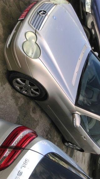 Despiece Mercedes-benz Clase C 2002
