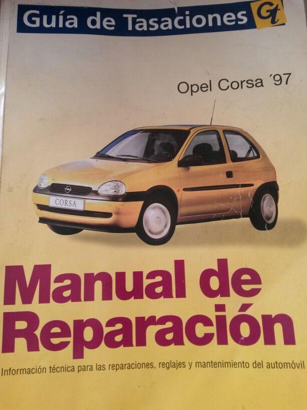 manual taller opel corsa d
