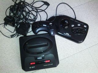 Consola Sega.