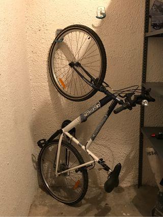 Bicleta montaña